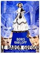 Affiche du film Le baron Gr�gor