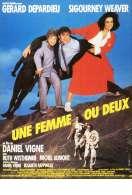 Affiche du film Une Femme ou Deux