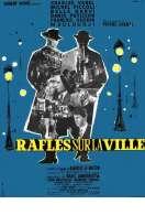 Affiche du film Rafles Sur la Ville