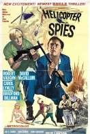 Affiche du film Espions en Helicoptere