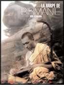 Affiche du film La harpe de Birmanie