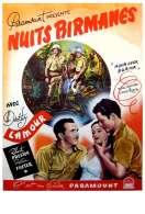 Affiche du film Nuits Birmanes