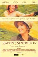 Affiche du film Raison et sentiments