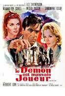Affiche du film Le Demon est Mauvais Joueur