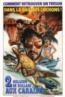 2 Millions de Dollars Aux Caraibes, le film