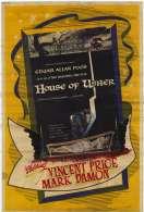 Affiche du film La chute de la Maison Usher