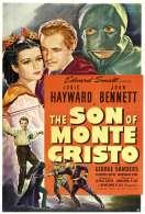 Affiche du film Le Fils de Monte Cristo