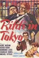Affiche du film Rififi � Tokyo