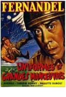 Affiche du film Uniformes et Grandes Manoeuvres