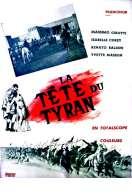 Affiche du film La Tete du Tyran