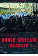 Carlo Giuliani, ragazzo, le film