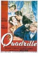 Affiche du film Quadrille