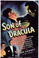 Son Of Dracula, le film