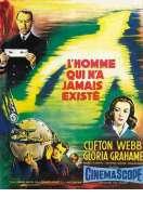 Affiche du film L'homme Qui N'a Jamais Existe
