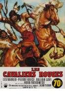 Affiche du film Les Cavaliers Rouges