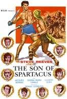 Affiche du film Le Fils de Spartacus