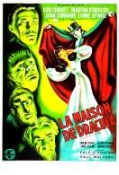 Affiche du film La Maison de Dracula