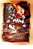 Affiche du film Picsou : le Tresor de la Lampe Perdue