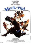 Affiche du film Week End