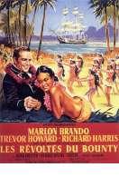 Affiche du film Les Revoltes du Bounty