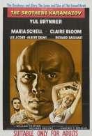 Affiche du film Les fr�res Karamazov