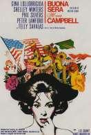 Affiche du film Buona Sera Madame Campbell