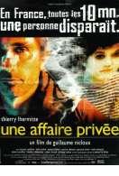 Une affaire privée, le film