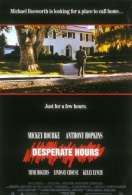 Affiche du film Desperate hours