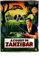 Affiche du film A l'ouest de Zanzibar