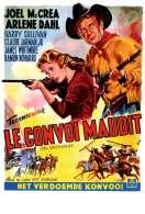 Affiche du film Le Convoi Maudit