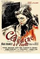 Affiche du film Claudine a l'ecole