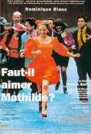 Affiche du film Faut-il aimer Mathilde ?