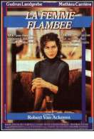 Affiche du film La Femme Flambee