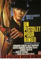 Affiche du film Un Pistolet Pour Ringo