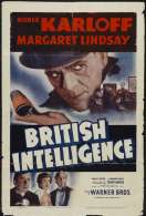 Affiche du film British Intelligence Service