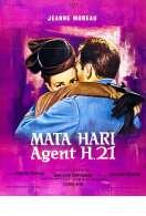 Mata Hari Agent H 21, le film