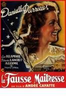 Affiche du film La fausse ma�tresse