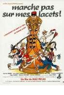 Affiche du film Marche Pas Sur Mes Lacets