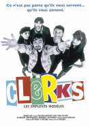 Affiche du film Clerks, les employ�s mod�les