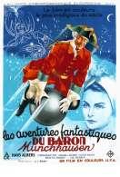 Les aventures fantastiques du Baron de Munchausen, le film
