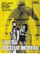 Affiche du film L'ile du Docteur Moreau