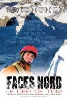 Affiche du film Faces Nord, le d�fi de Tom