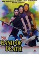 Affiche du film Hand of death