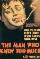 Affiche du film L'homme qui en savait trop