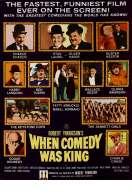 Affiche du film Quand le Rire Etait Roi