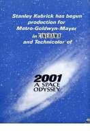 Affiche du film 2001 l'Odyss�e de l'espace