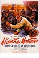 Affiche du film A l'ouest du Montana