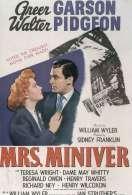 Affiche du film Madame Miniver