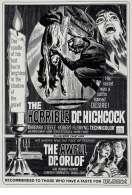 Affiche du film L'effroyable secret du docteur Hichcock