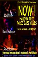 Now ! Hadouk Trio Paris Jazz Club, le film